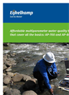 Eijkelkamp - Model AP-700 & AP-800 - Multiparameter Water Quality Test Sets