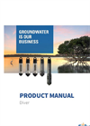 Eijkelkamp - Diver Product - Manual