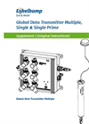 Global Data Transmitter Multiple, Single & Single Prime - Manual