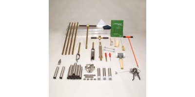 Model 04.16 - Soil Coring Kit for Chemical Soil Research