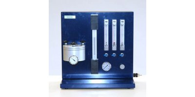 Eijkelkamp - Model 08.65 - Air Permeameter for Soil