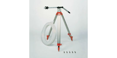 Eijkelkamp - Model 12.13 - Hand-Operated Foot Valve Pump Set