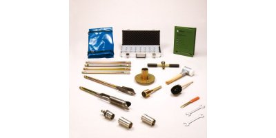 Model E - Heavy 53 mm Sample Ring Kit