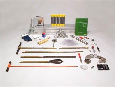 Eijkelkamp - Model 08.15 - Soil Sampling and Classification Set