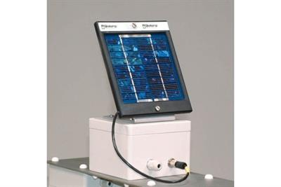 Eijkelkamp - Model 16.99.50 / 16.99.51 - Solar Energy System for Meteo Stations