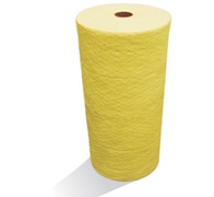 MBT - Yellow Hazmat Absorbent Rolls