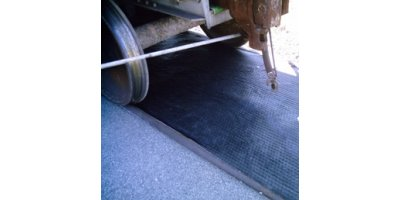 MBT - Model FM-19100 - Black Top/Impermeable Railroad Track Mats