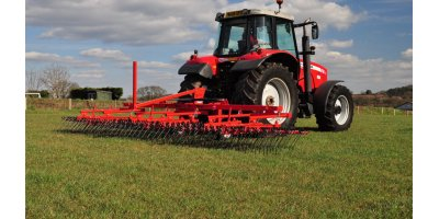 McConnel - Spring Harrow Rakes