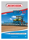 Sugarbeet Drills  Meca V4 Brochure