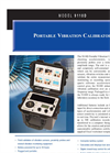 9110D Portable Vibration Calibrator