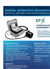 BioSonics - DT-X - Digital Scientific Echosounder Datasheet