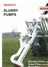 Slurry Pumps- Brochure