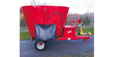 Redrock - Single Auger Vertical Mixer Feeder