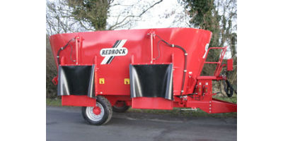 Redrock - Twin Auger Vertical Mixer Feeder