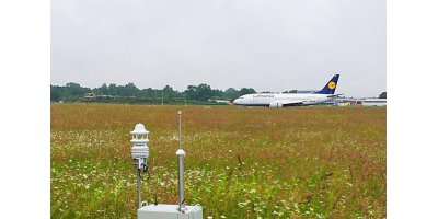 Meteorological sensors for airport weather