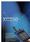 Lufft - Model XC250 - Hand-Held Portable Pyrometer - Datasheet