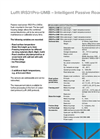 Lufft - Model IRS31Pro-UMB - Intelligent Passive Road Sensor - Datasheet
