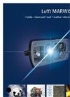 Lufft - Model MARWIS-UMB - Mobile Road Sensor - Brochure