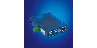 Lufft - Model I-BOX - Gateway for Industrial Measurement - Data Collectors