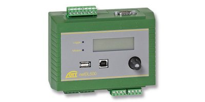 OTT - Model netDL 500 and 1000 - Dataloggers for Remote Data Collection & Long Term Water Level Monitoring
