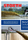 Slurry Mixer Products Brochure