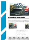 Strimech - Wastemaster Refuse Bucket Brochure