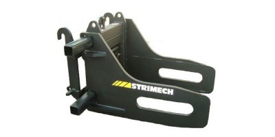 Strimech - Knife Arm Bale Clamp