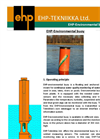 Water Quality Monitoring Buoy Brochure