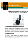 Model EHP-MS - Monitoring Station Brochure