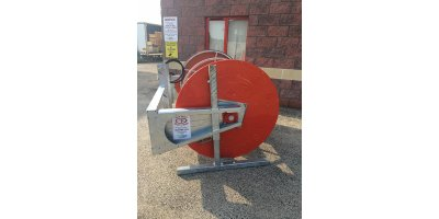 Slurry Mate - Model 400/600 Mtr - Front Reel