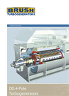 Air Cooled 4-Pole Turbogenerators- Brochure