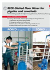 TORRO - Slatted Floor Mixer Brochure