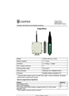 CaipoWave - Wireless Sensor Brochure