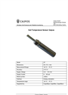Caipos - Soil Temperature Sensor Brochure