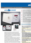 AirAware - Transmitters for Fixed Gas Detection Systems Brochure