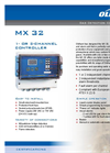 MX 32 Toxic and Flammable Gas Detection Controller Brochure