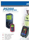 Model PS200 - MultiGas Detector Brochure