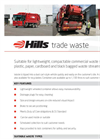 Trade waste wheeled bins Service Brochure