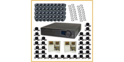 32 Channel Security System
