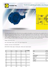 FIG 5010 - Double flanged butterfly valves flanged PN 10 Brochure