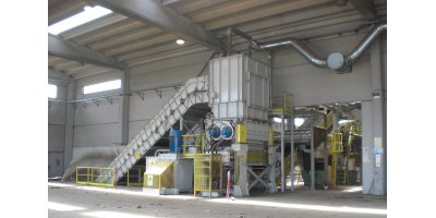 Waste Separation And Selection Plants