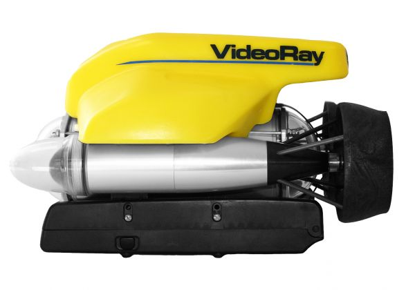 Plus Base Remotely Operated Vehicle (ROV) System-3