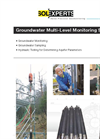Groundwater Multi-Level Monitoring Systems - Brochure