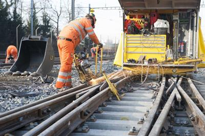 Trackwork and Rail Engineering Services