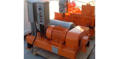 Decanter centrifuge for mining & diamond drilling - Mining