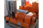 Decanter centrifuge for mining & diamond drilling