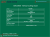 GN Vertical Cuttings Dyer Brochure