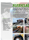 FLEXICLAD - Model ER - Solids Trowelable Polymer Composite- Brochure