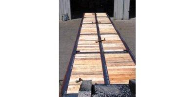 Drilling Equipment - Oil Drilling Rig Mats by Pickett Oilfield