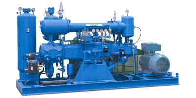 Model 2EHA-2-BIS-G - Solid Waste Drying Compressor